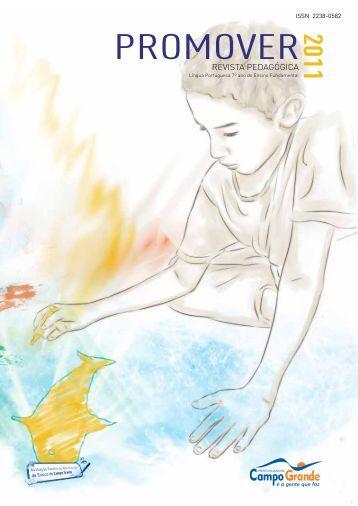 Revista Pedagógica – Língua Portuguesa 7º ano do ... - promover