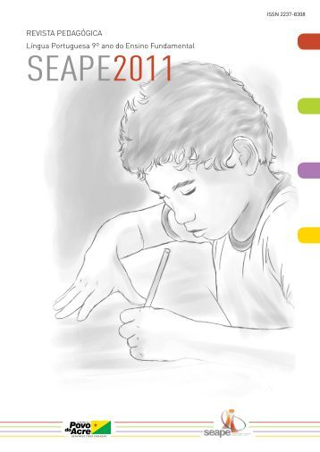 Revista Pedagógica – Língua Portuguesa 9º ano do Ensino - seape