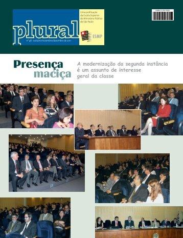 06899 miolo.indd - Escola Superior do Ministério Público
