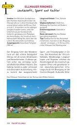 Ellmauer Ringweg - Wilder Kaiser