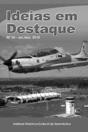 Ideias nº 34 - incaer - Força Aérea Brasileira