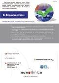 Inovação em Desenvolvimento de Medicamentos ... - Nanotimize - Page 7