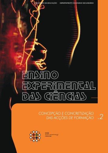 Acções de Formação 2 - EEC - Ensino Experimental das Ciências