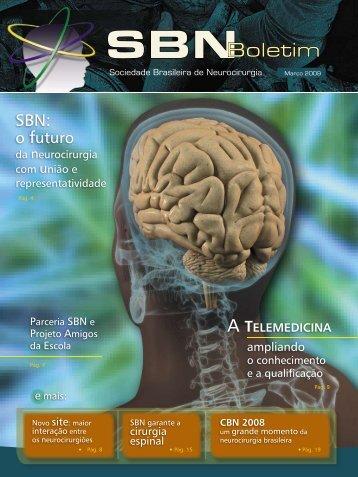 Março 2009 - Sociedade Brasileira de Neurocirurgia