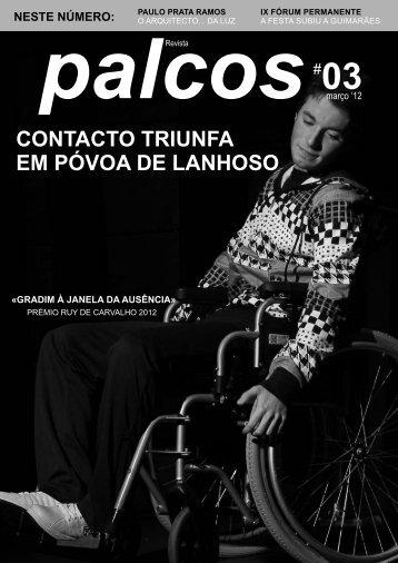 palcos #3 - Federação Portuguesa de Teatro