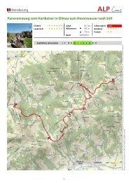 Wanderung Panoramaweg vom Hartkaiser in Ellmau ... - Wilder Kaiser