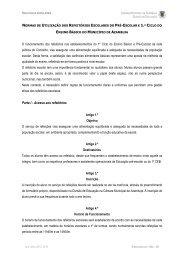 Normas utilização refeitório - final (2) - Município de Azambuja
