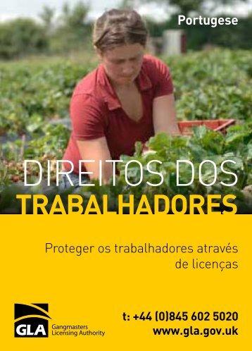 DIREITOS DOS - Dreams Manpower Consultancy