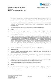 Kautex Terms and Conditions Bra _Port_.DOC - Kautex-Textron