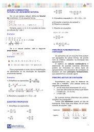 Analise Combinatoria e Probabilidade - 2012.pdf - Curso Oficina