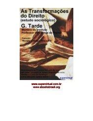 As Transformações do Direito - eBooksBrasil