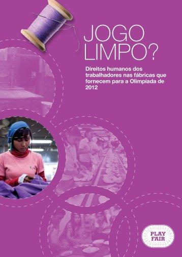 Direitos humanos dos trabalhadores nas fábricas que ... - ITUC
