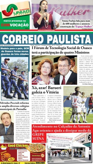 Cidades - Correio Paulista