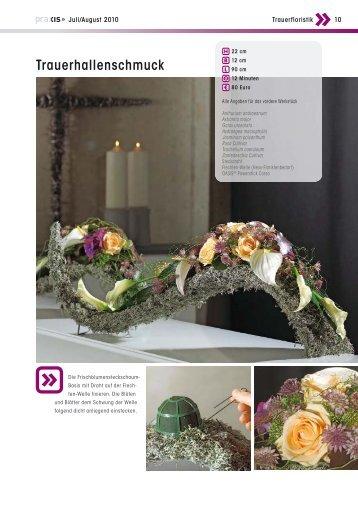 praxis - Ausgabe 34 - Juli/August 2010 - Wilhelm Hess GmbH & Co ...