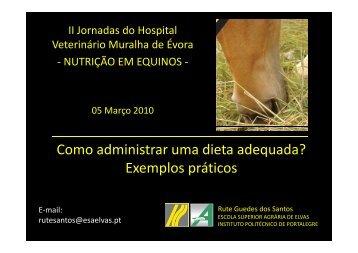 5. Exemplos_práticos - Hospital Veterinário Muralha de Évora