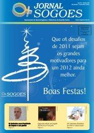 Novembro/Dezembre 2011 - SOGOES
