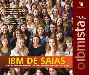 Mulheres conciliam trabalho com vida pessoal e ... - Revista IBMista