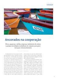 reportagem da revista Locus. - Anprotec
