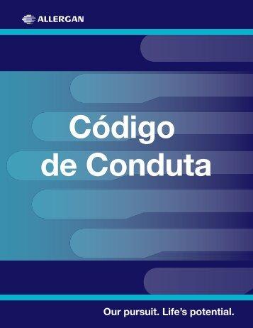 Código de Conduta - Allergan