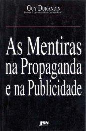 As Mentiras na Propaganda e na Publicidade - abc do marketing