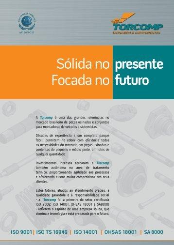 presente futuro - Torcomp