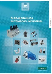 Catálogo Técnico Completo 9.96MB Download PDF - Cudell