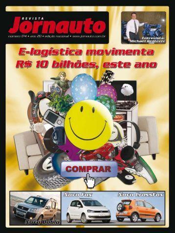 Nesta edição - Revista Jornauto