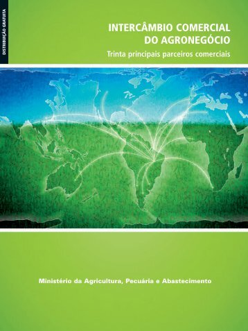 INTERCÂMBIO COMERCIAL DO AGRONEGÓCIO - BrasilGlobalNet