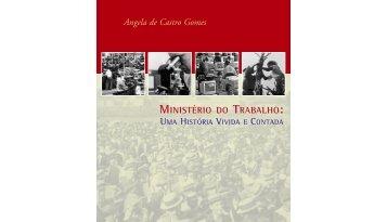 Angela de Castro Gomes - Sistema de Bibliotecas da FGV