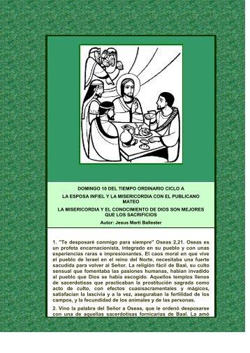 DOM 15-A - Autores Catolicos