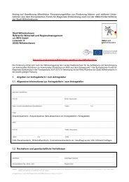 Antragsformular - Stadt Wilhelmshaven
