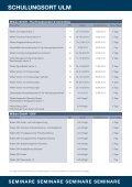 Seminarplan - Wilken GmbH - Seite 5