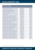 Seminarplan - Wilken GmbH - Seite 7