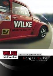 2,0 l Typ 4, 88 kW (120 PS) - Wilke Motorenbau