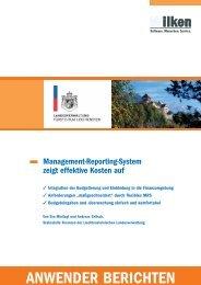 Anwenderbericht Liechtensteinische ... - Wilken GmbH