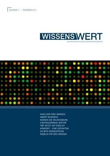 Haus der drei Marken sMart Business kennen sie ... - Wilken GmbH