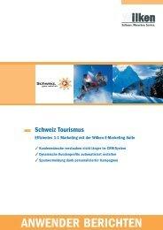 Schweiz Tourismus - Wilken GmbH