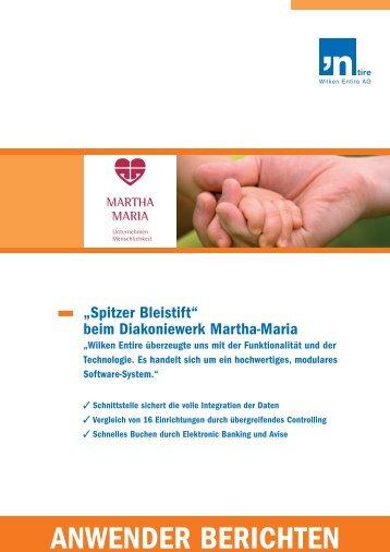 Martha-Maria - Wilken GmbH