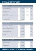 SEMINARE 2011 - Wilken GmbH - Page 4