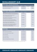 SEMINARE 2011 - Wilken GmbH - Page 6