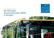 ÖPNV-Broschüre der Gemeinde Wilnsdorf zum Download (10 MB)