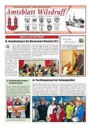Ausgabe März 2013 - Stadt Wilsdruff