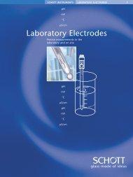 Laboratory Electrodes - Windaus