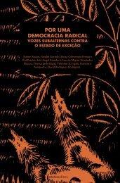POR UMA DEMOCRACIA RADICAL - ecrim