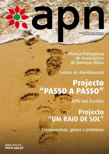Revista 53 - Associação Portuguesa de Doentes Neuromusculares