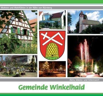 Bürgerbroschüre - Gemeinde Winkelhaid