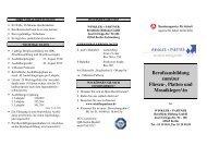 Berufsausbildung zum/zur Fliesen-, Platten und Mosaikleger/-in