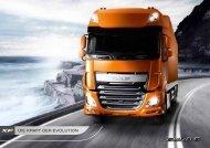 DAF XF Euro 6 - Volkart & Co