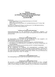 Satzung der Ortsgemeinde Ötzingen zur Erhebung von ...