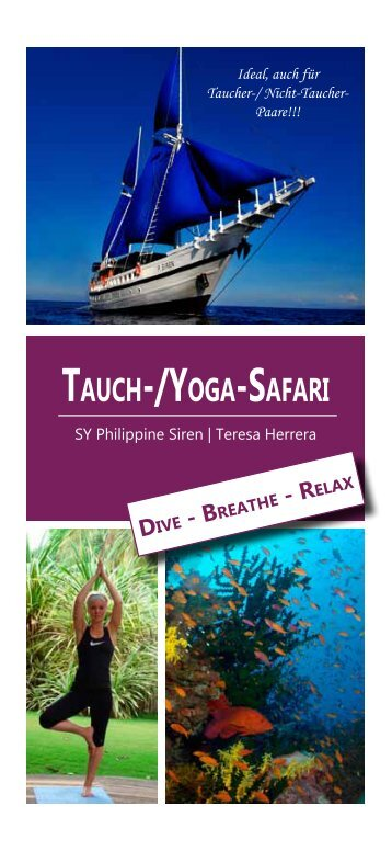 TAUCH-/YOGA-SAFARI - WiroDive